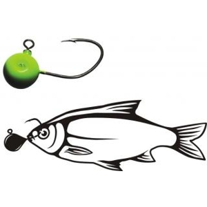 Black Cat Fireball Jig