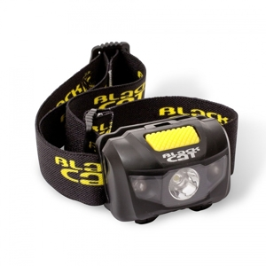 Black Cat čelovka Battle Cat headlamp