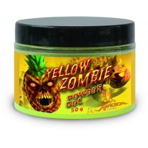 Yellow Zombie Neon Powder Dip