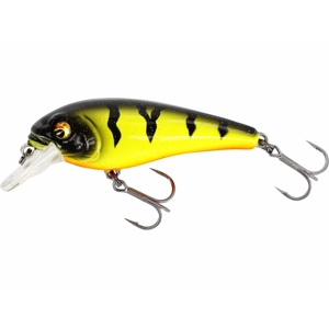 Westin: Wobler BullyBite Crankbait 6cm 9g Floating Fire Perch