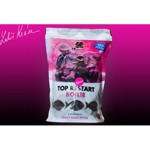 LK BAITS Boilies Top Restart 250g 18mm - Sea Food