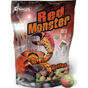 Boilie Radical Red Monster 1 kg