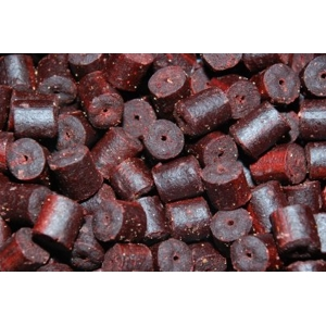 LK Baits Salt Red Hallibut Pellets 250g, 12mm