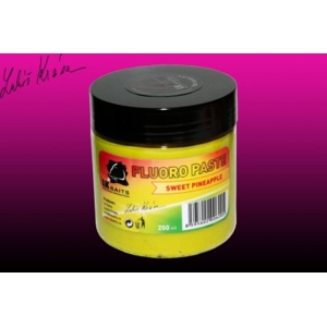 LK Baits Boilie Paste Fluoro Sweet Pineapple 250 ml