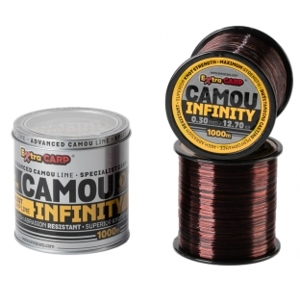 Extra Carp Vlasec Infinity Camou 1000m-0,30 mm