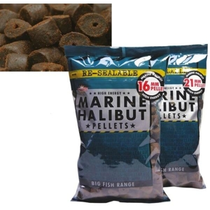 Dynamite Baits Pellets Marine Halibut Pre-Drilled 21 mm 900 g