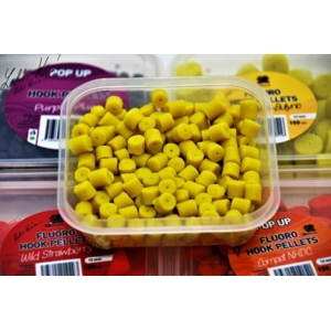 LK Baits Fluoro Hook Pellets Pineapple/N-Butyric 150ml, 8mm