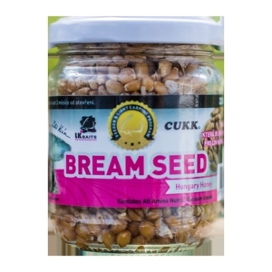 LK Baits Bream seed Hungary Honey - Pšenice 220 ml