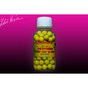 LK Baits Pop-up Top ReStart Green Banana 14 mm 150ml +dip