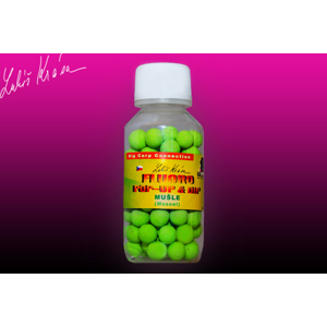 LK Baits Fluoro Pop-up Mussel 10 mm(zelená)