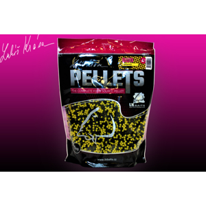 LK Baits Duo Pellets Pineapple/Nutric 1kg, 4mm