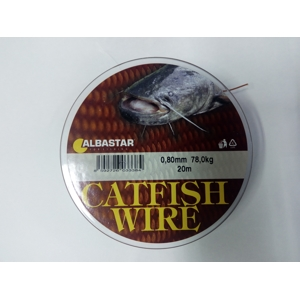 Albastar Catfish WIRE-20m