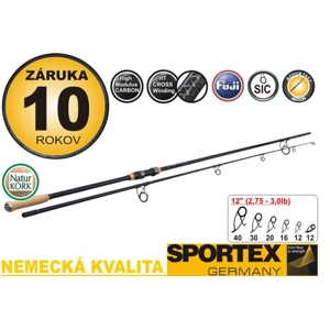 SPORTEX Paragon Carp Old School-3,66cm/3 lbs