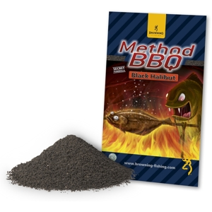 Browning Method BBQ-Black Halibut - 1 kg