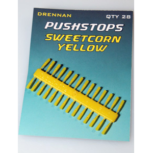 DRENNAN Zarážky Pushstop Sweetcorn yellow