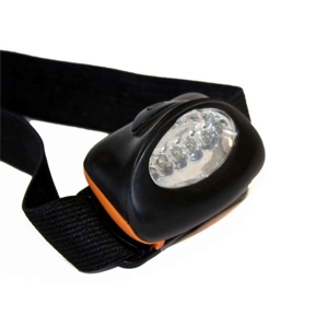 ECO 5 LED čelovka SPORTS-s magnetem