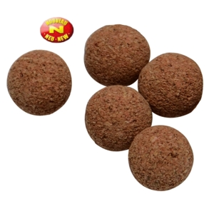 Korkové Pop UP boilies 10ks-10 mm