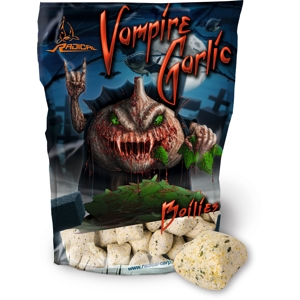 Radical boilie Pillow, 1 kg, 20x20 mm - Vampire Garlic