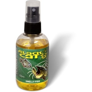 Black Cat Flavour Spray žlutý Smelly Fish 100ml