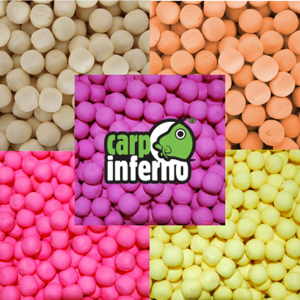 Carp Inferno Pop - up boilies 16 mm 150 ml