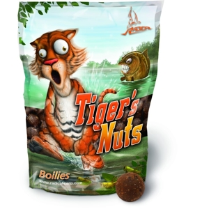 Radical Boilies Tigers Nuts Ø20mm 1kg