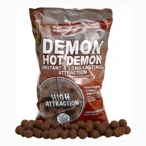 Boilies STARBAITS Hot Demon 1kg