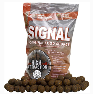 Boilies STARBAITS Signal 1kg-20mm