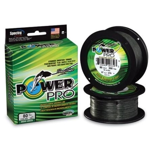 PowerPro 275 m/0,41 mm/40 kg zelená