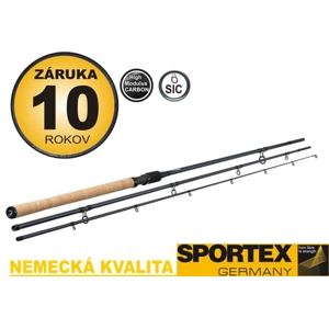 Match prut Sportex EXCLUSIVE FLOAT 3-díl-390cm-20g/40g