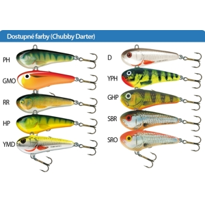 Salmo wobler chubby Darter CD4-PH