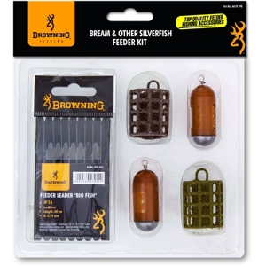 Browning Bream & Other Silverfish - Feeder Kit-AKCE