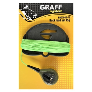 Back lead set 75g Graffishing
