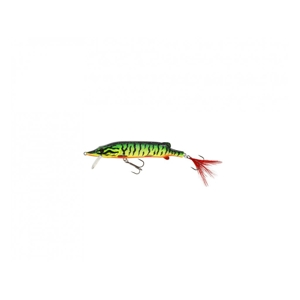 Westin: Wobler Mike the Pike (HL) 14cm 30g Floating Crazy Firetiger