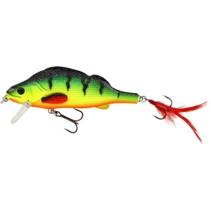 Westin: Wobler Percy the Perch (HL) 10cm 20g Floating Fancy Firetiger