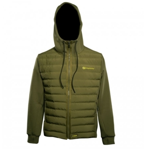 RidgeMonkey: Bunda APEarel Dropback Heavyweight Zip Jacket Green