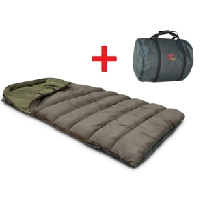 Zfish Spací Pytel Sleeping Bag Royal 5 Season + Taška Zdarma!