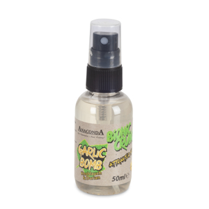 Attraktor Spray Anaconda Bionic Crunch 50ml-Garlic Bomb