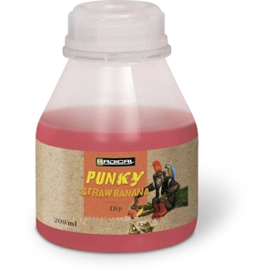 Radical Punky Strawbanana Dip 200ml